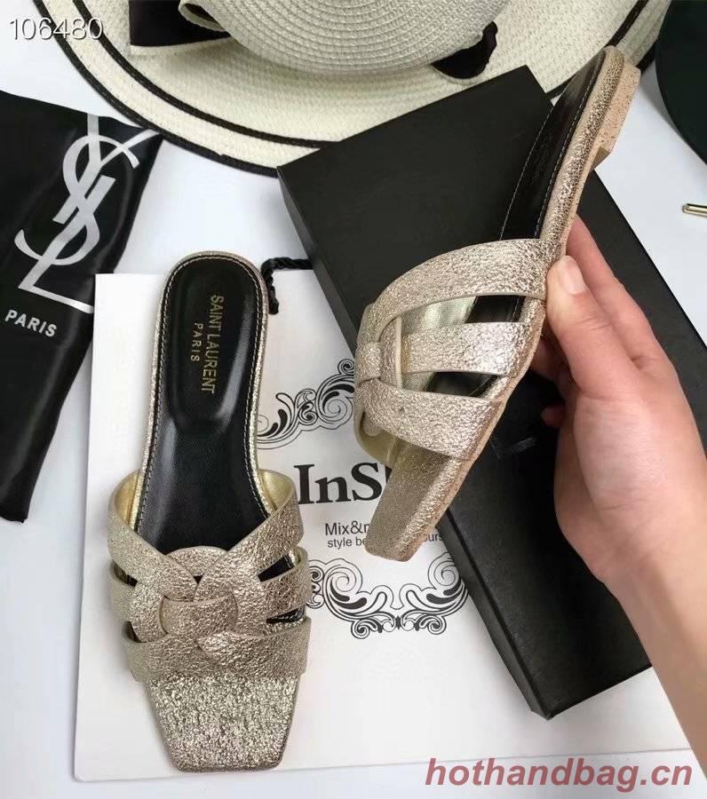 Yves saint Laurent Shoes YSL483OMF-2