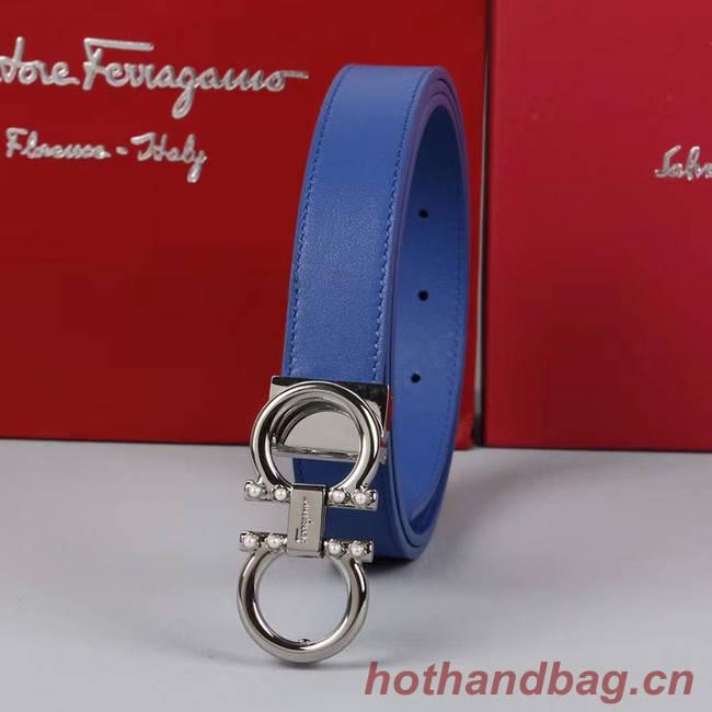 Ferragamo Original Calf Leather 25MM 4988-1