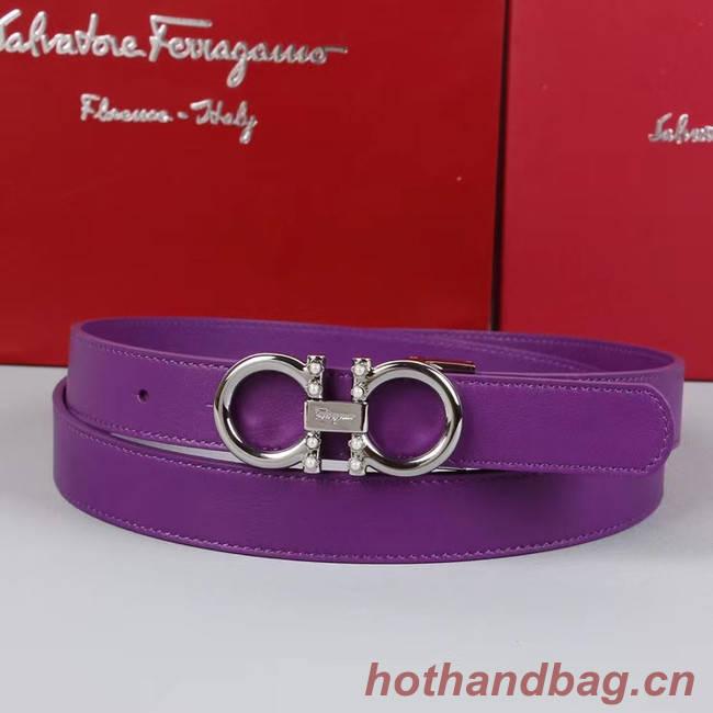 Ferragamo Original Calf Leather 25MM 4988-3