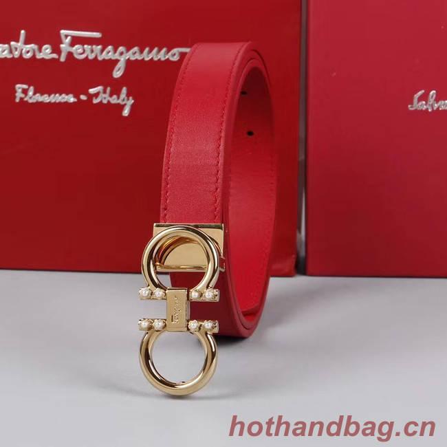 Ferragamo Original Calf Leather 25MM 4988-4