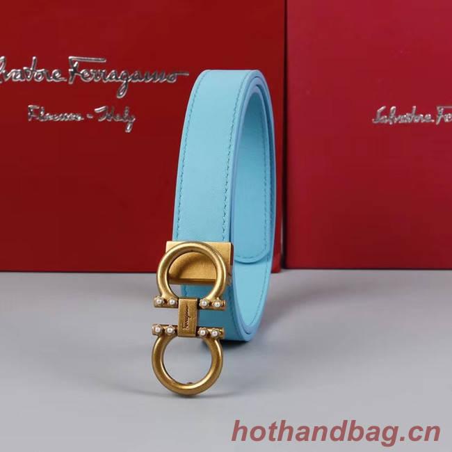 Ferragamo Original Calf Leather 25MM 4988-5