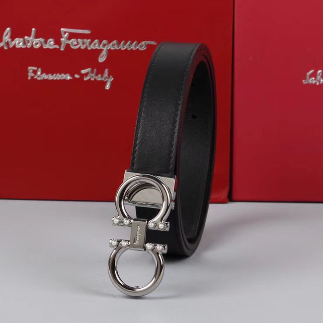 Ferragamo Original Calf Leather 25MM 4988-8