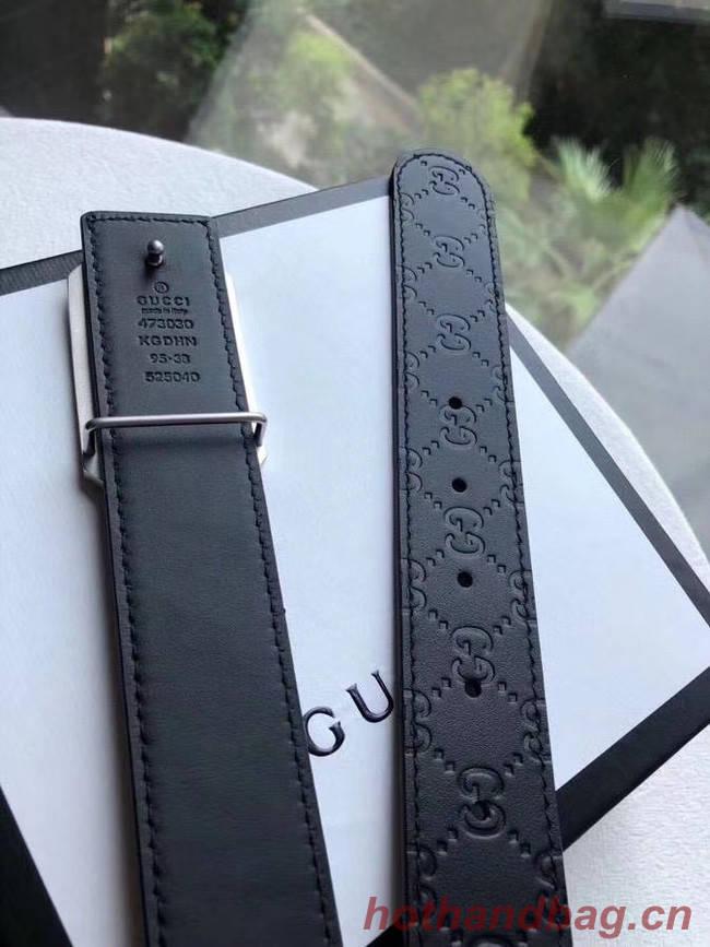 Gucci Original Calf Leather 35MM 3306-14
