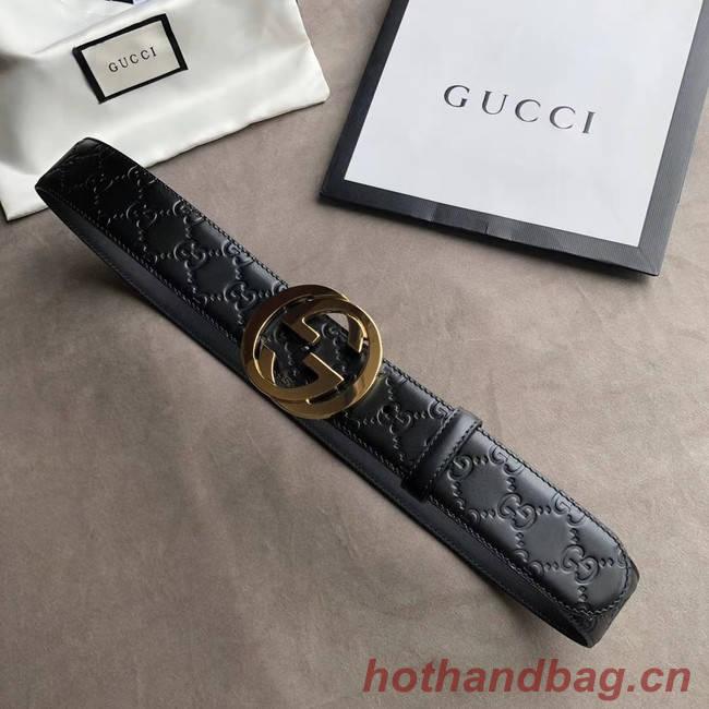 Gucci Original Calf Leather 35MM 3306-16