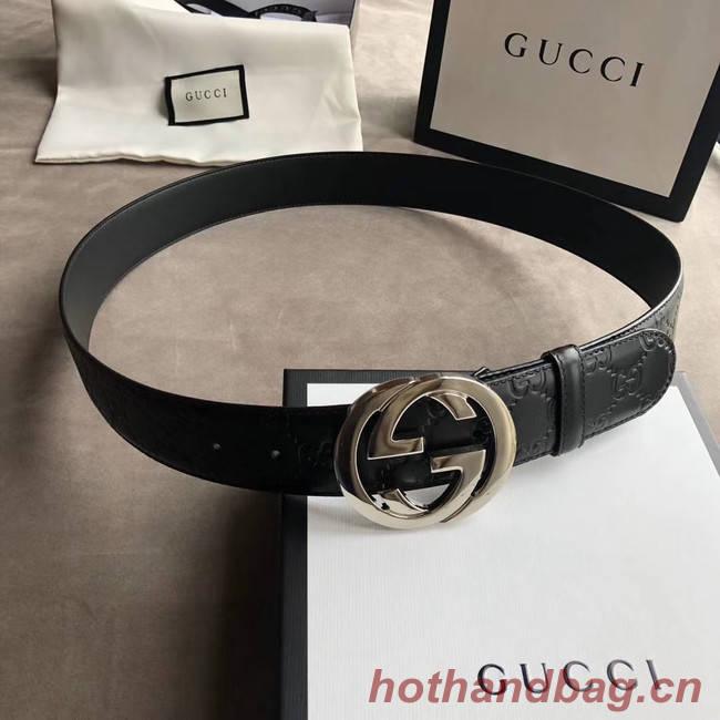 Gucci Original Calf Leather 35MM 3306-17