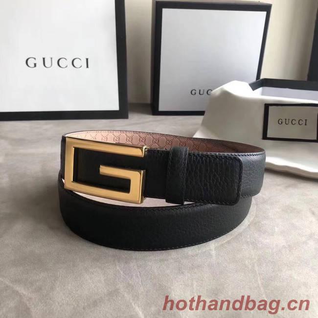 Gucci Original Calf Leather 35MM 3306-18