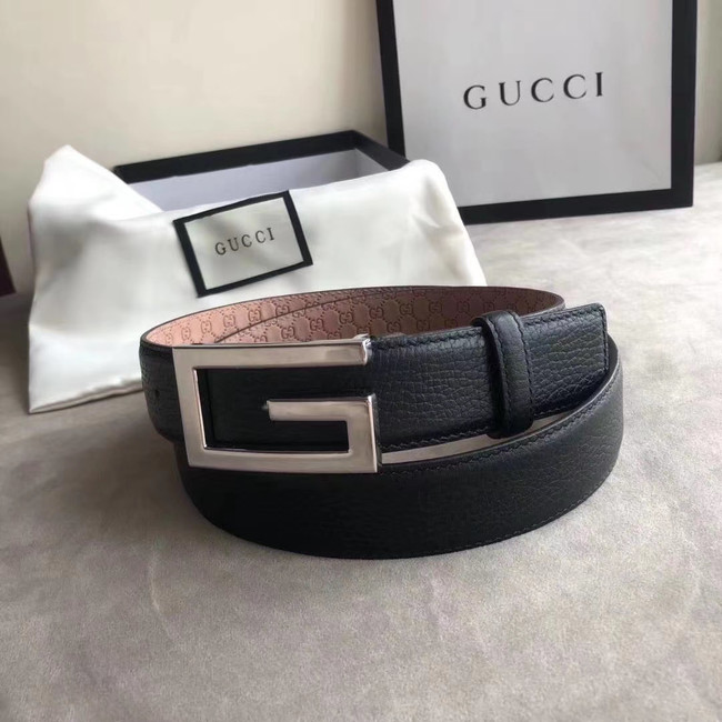 Gucci Original Calf Leather 35MM 3306-19