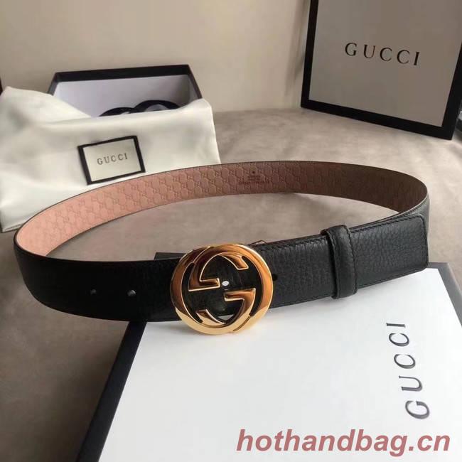 Gucci Original Calf Leather 35MM 3306-20