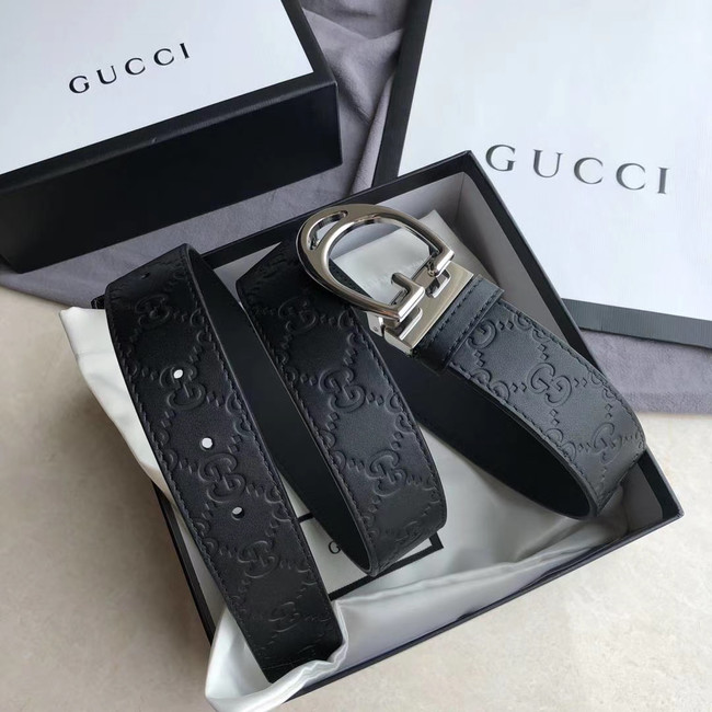 Gucci Original Calf Leather 35MM 3306-25