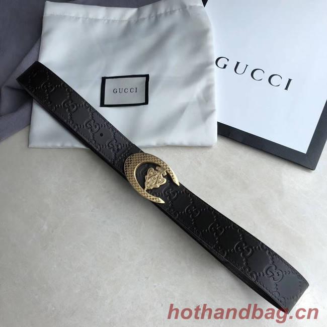 Gucci Original Calf Leather 35MM 3306-3