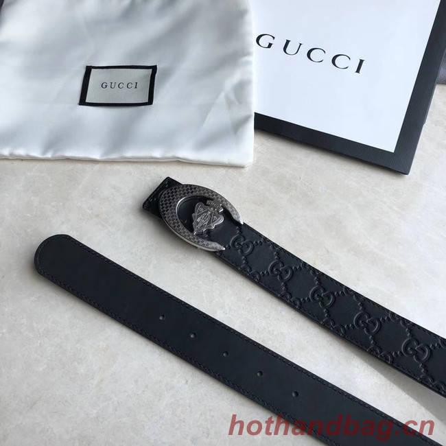 Gucci Original Calf Leather 35MM 3306-4