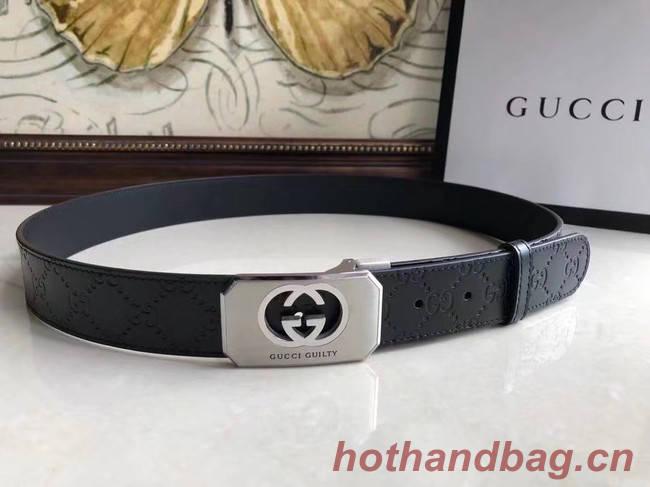 Gucci Original Calf Leather 35MM 3306-5