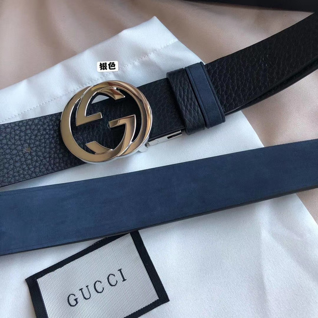 Gucci Original Calf Leather 35MM 3309-1