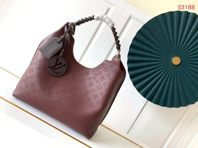 Louis Vuitton CARMEL M53188 Burgundy