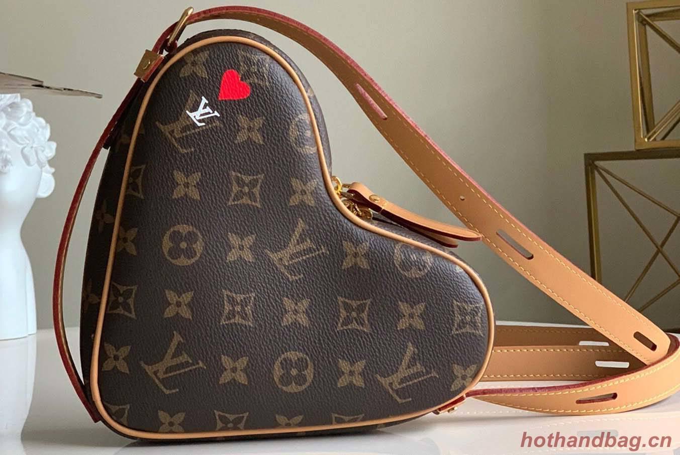 Louis Vuitton Monogram Canvas Boite Chapeau Souple M45419