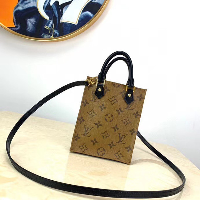 Louis Vuitton Original PETIT SAC PLAT Monogram Canvas M69442