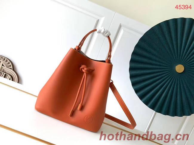 Louis vuitton original leather NEONOE M45396 orange