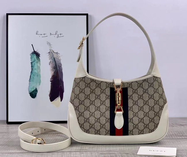 Gucci Jackie 1961 small hobo bag 636706 white