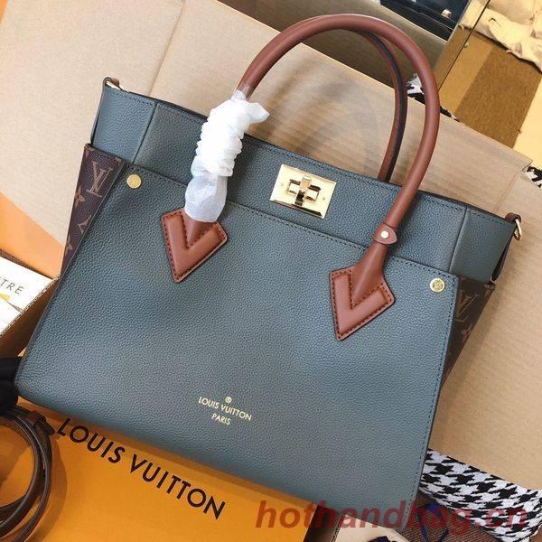 Louis Vuitton Original ON MY SIDE M53823 Dark Grey
