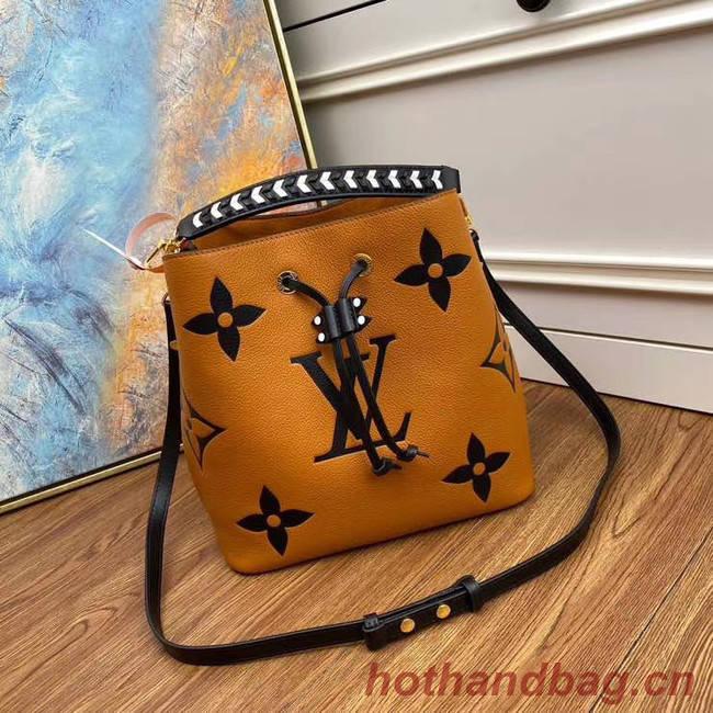 Louis Vuitton Original LV CRAFTY NEONOE M56889 yellow