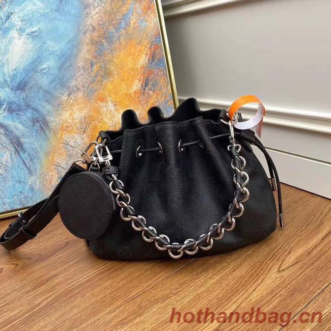 Louis Vuitton Original Mahina M55798 black