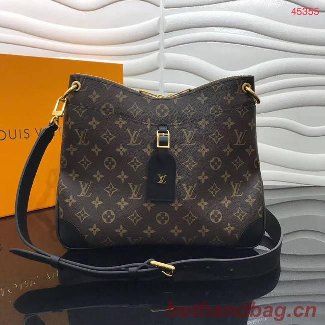 Louis Vuitton Original ODEON M45355 black