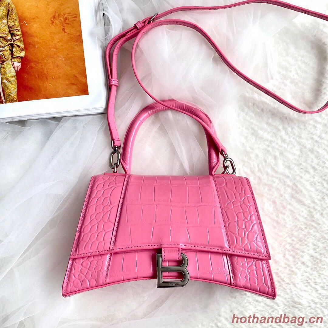 Balenciaga Original Leather 25955 pink