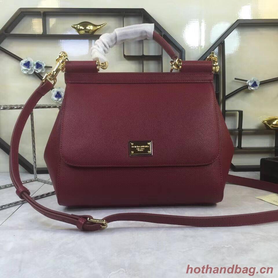 Dolce & Gabbana Origianl Leather 4136 Purplish
