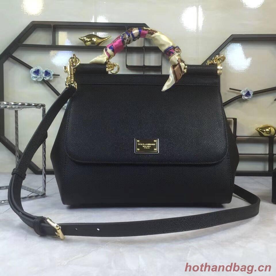 Dolce & Gabbana Origianl Leather 4136 black