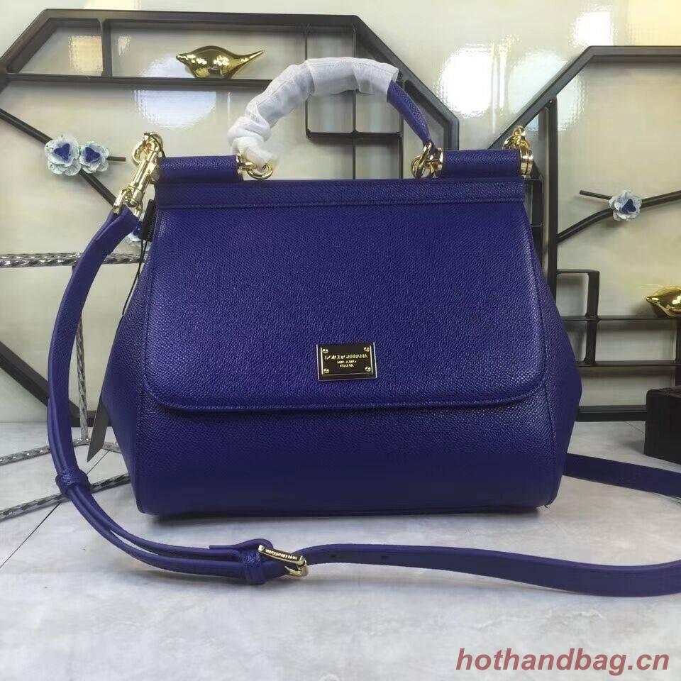 Dolce & Gabbana Origianl Leather 4136 blue