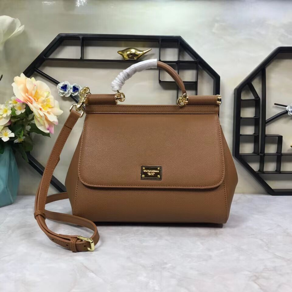 Dolce & Gabbana Origianl Leather 4136 brown