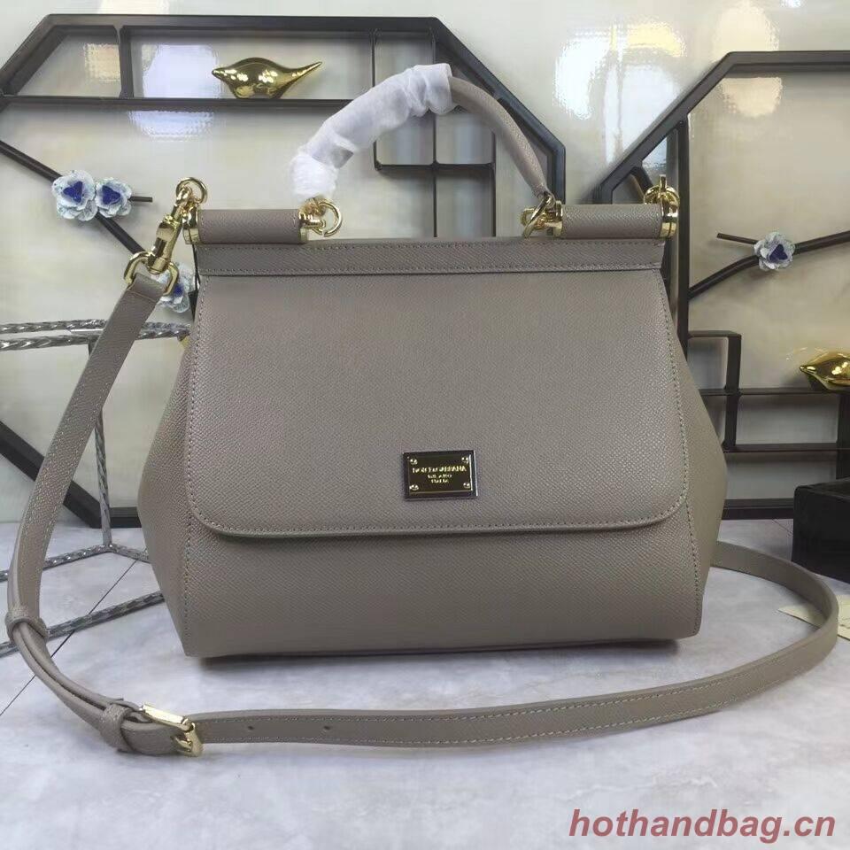 Dolce & Gabbana Origianl Leather 4136 grey
