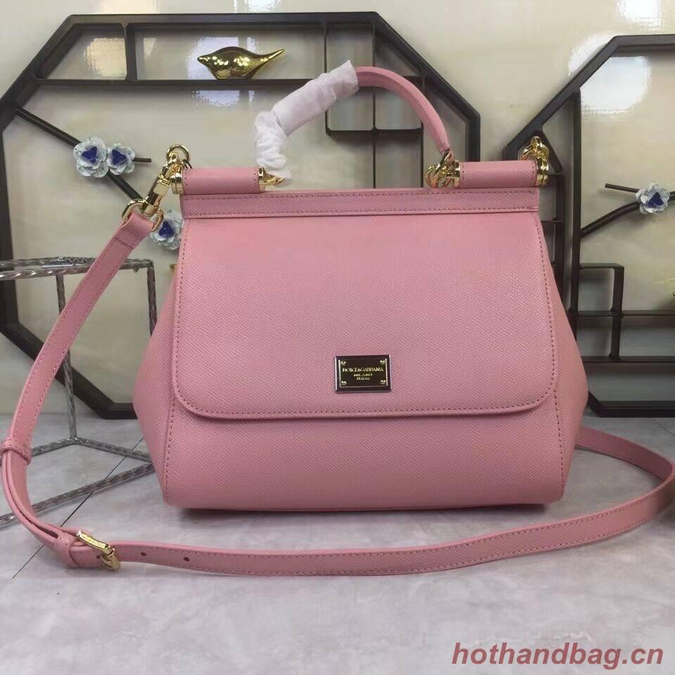 Dolce & Gabbana Origianl Leather 4136 pink
