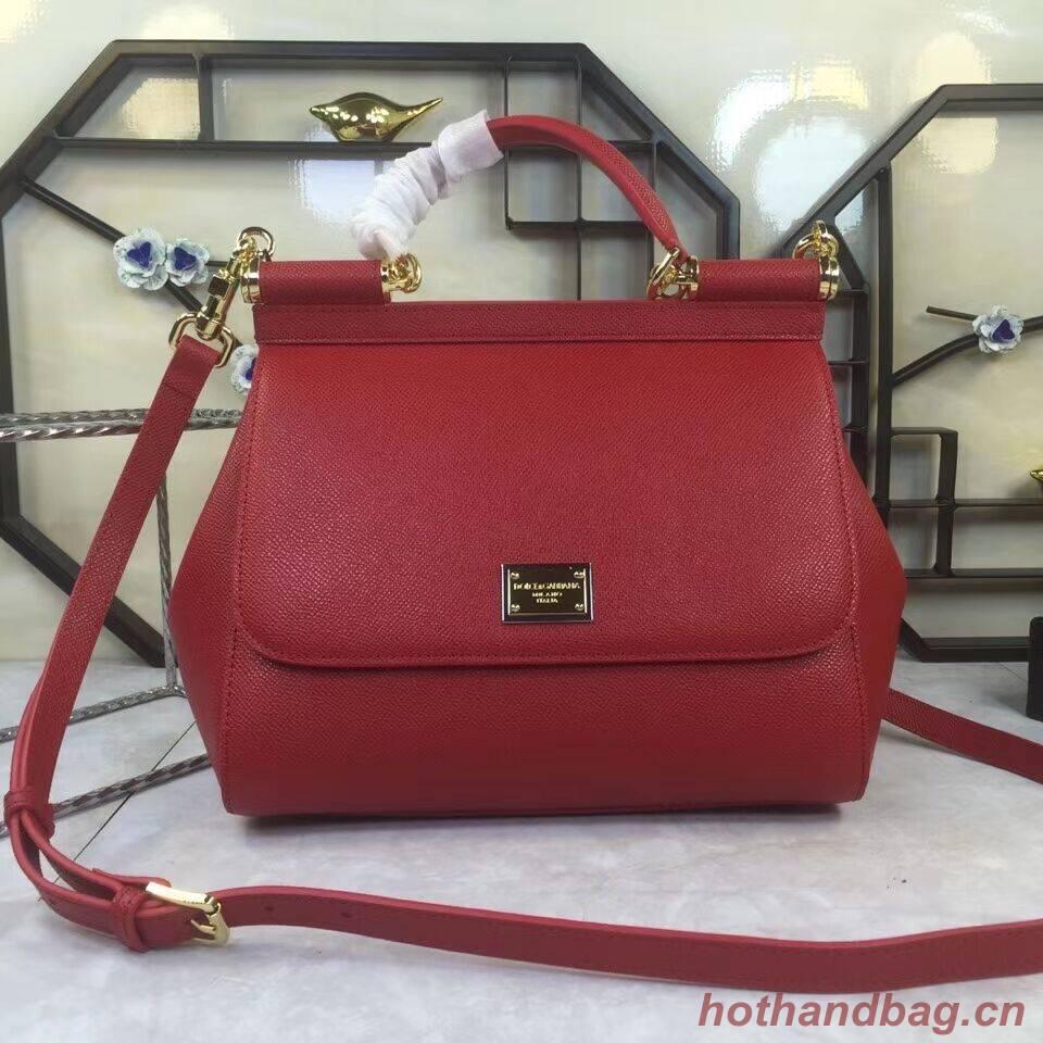 Dolce & Gabbana Origianl Leather 4136 red