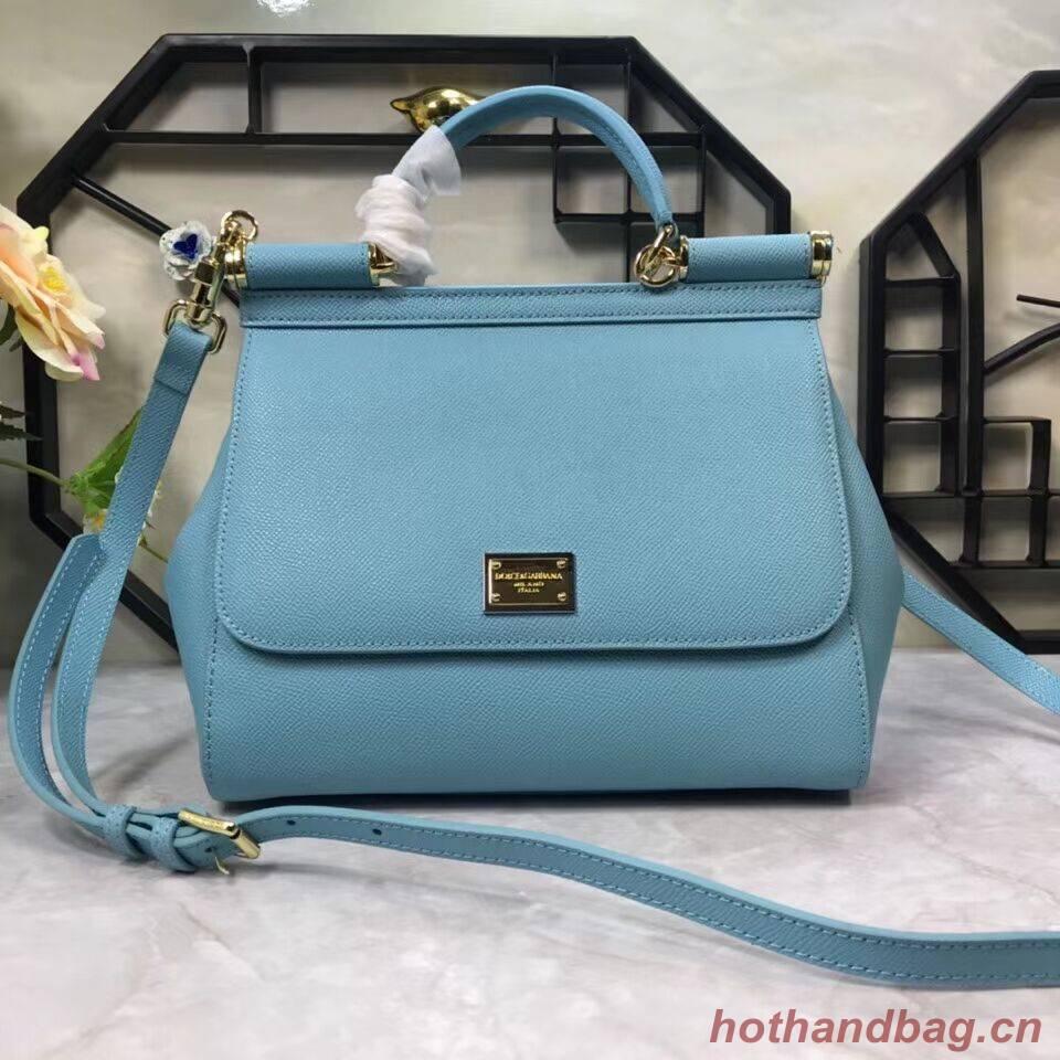 Dolce & Gabbana Origianl Leather 4136 sky blue