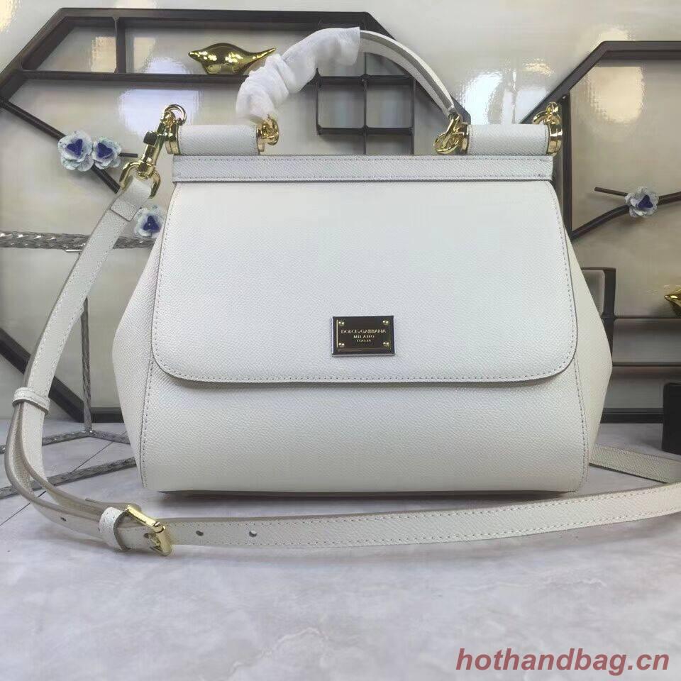 Dolce & Gabbana Origianl Leather 4136 white