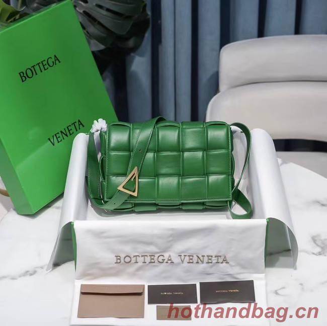 Bottega Veneta PADDED CASSETTE BAG 591970 green