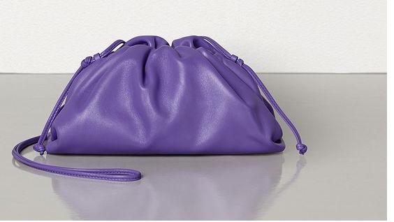 Bottega Veneta THE MINI POUCH 585852 Purple