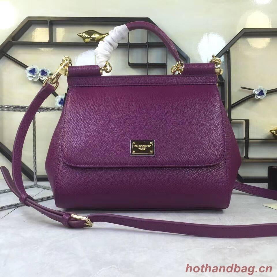 Dolce & Gabbana Origianl Leather 4136 violet