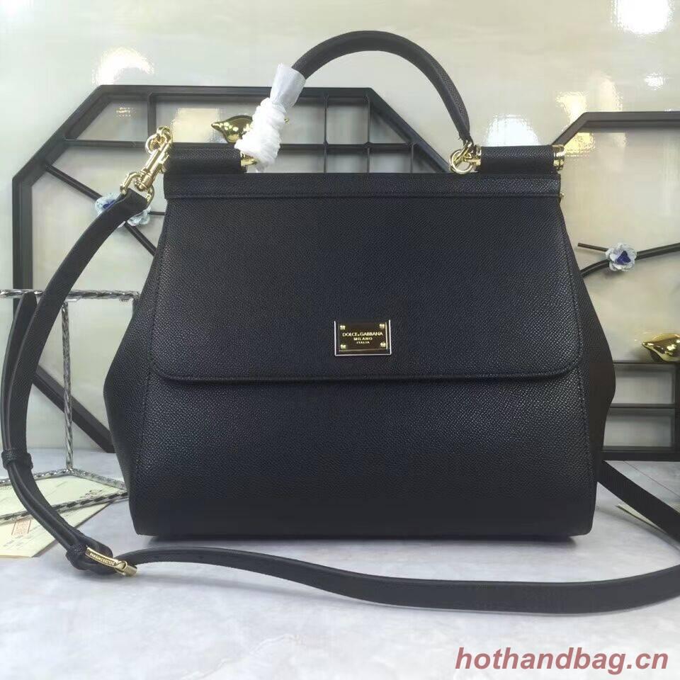 Dolce & Gabbana Origianl Leather 4138 Large black
