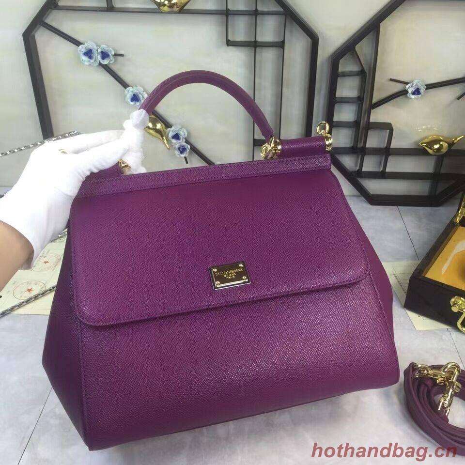 Dolce & Gabbana Origianl Leather 4138 Large violet