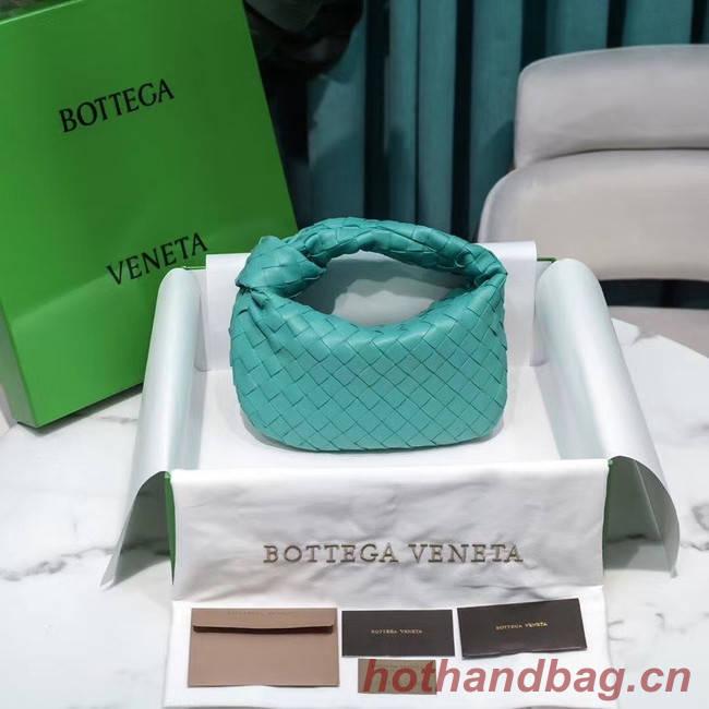 Bottega Veneta MINI BV JODIE 609408 light green