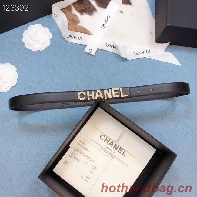Chanel Original Calf Leather 3604 black