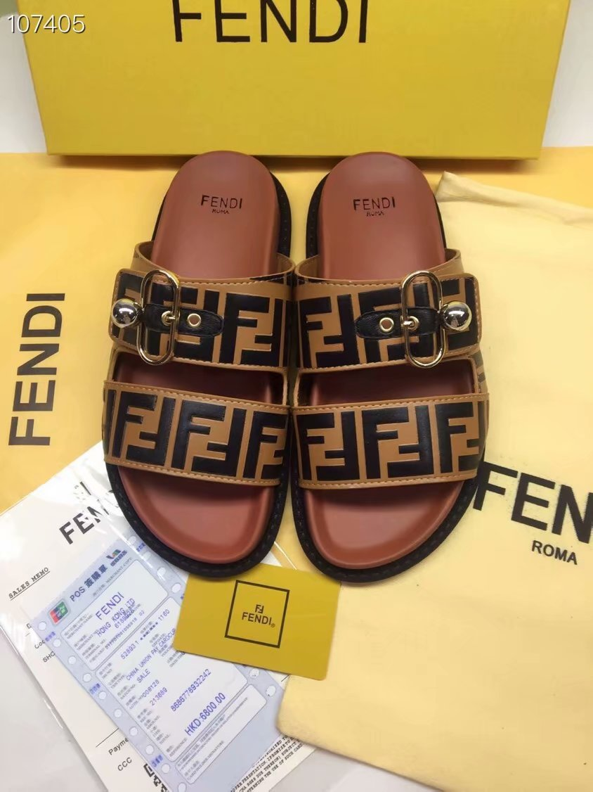 Fendi Shoes FD250-3