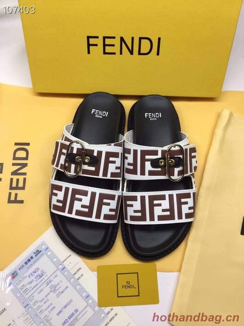Fendi Shoes FD250-5