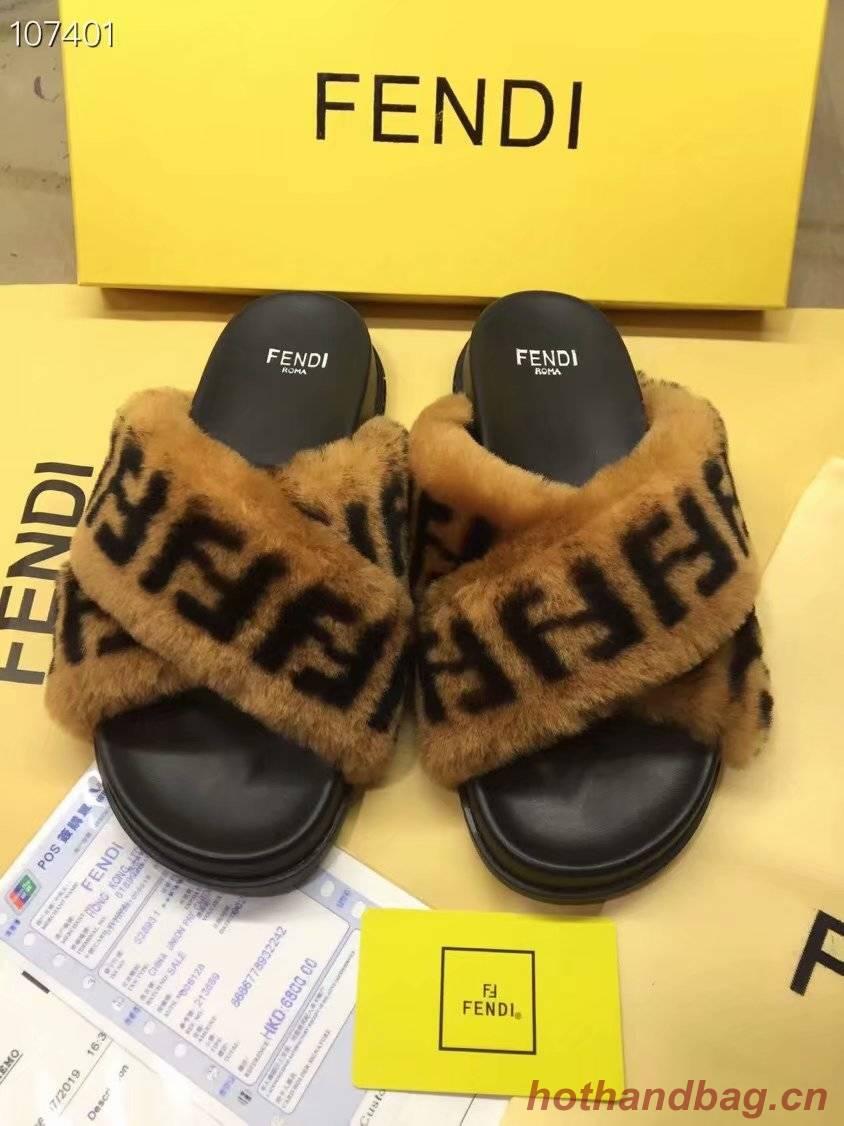 Fendi Shoes FD252
