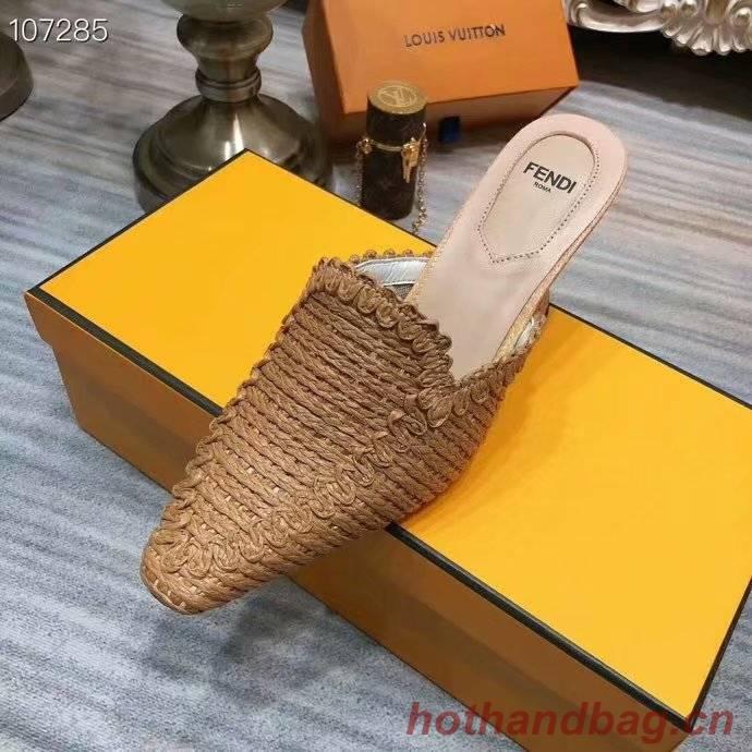 Fendi Shoes FD256-3