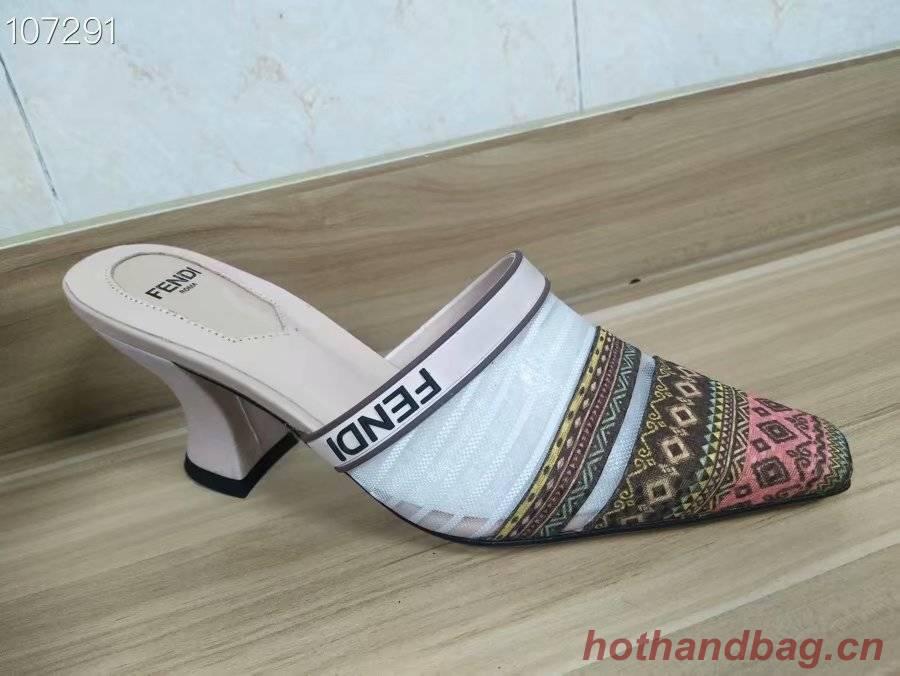 Fendi Shoes FD257-2
