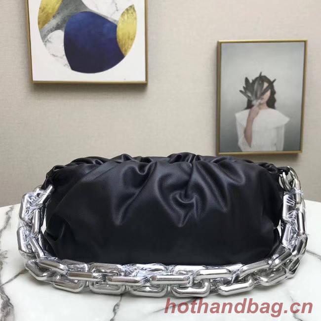 Bottega Veneta THE CHAIN POUCH 620230 black