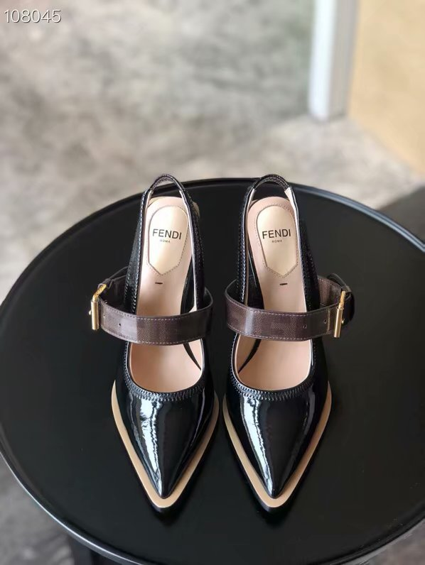 Fendi shoes FD246-1  height 10CM